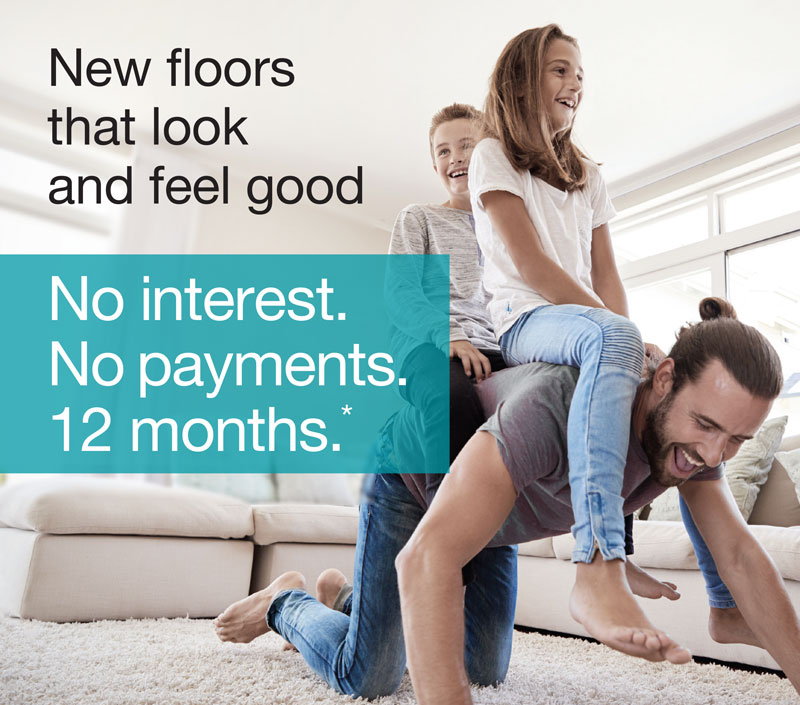Interst Free Financing